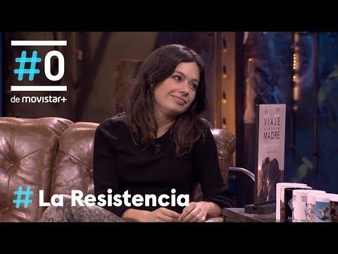 LA RESISTENCIA - Entrevista a Anna Castillo   #LaResistencia 30.01.2019