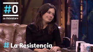 LA RESISTENCIA - Entrevista a Anna Castillo | #LaResistencia 30.01.2019