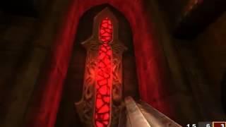 Quake 3 III Arena (1999) PC Game Campaign Playthrough / Walkthrough (Part #4)