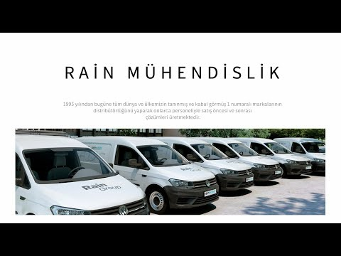 Rainwater Şirket Profili ve Tanıtım Filmi