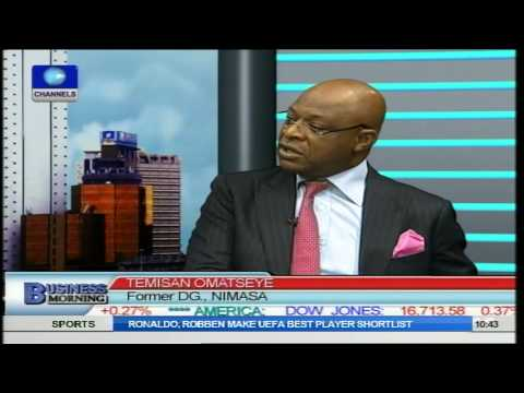 Business Morning: Maritime Sector: Examining Issues And Challenges PT2