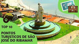 10 pontos turisticos mais visitados de São José do Ribamar