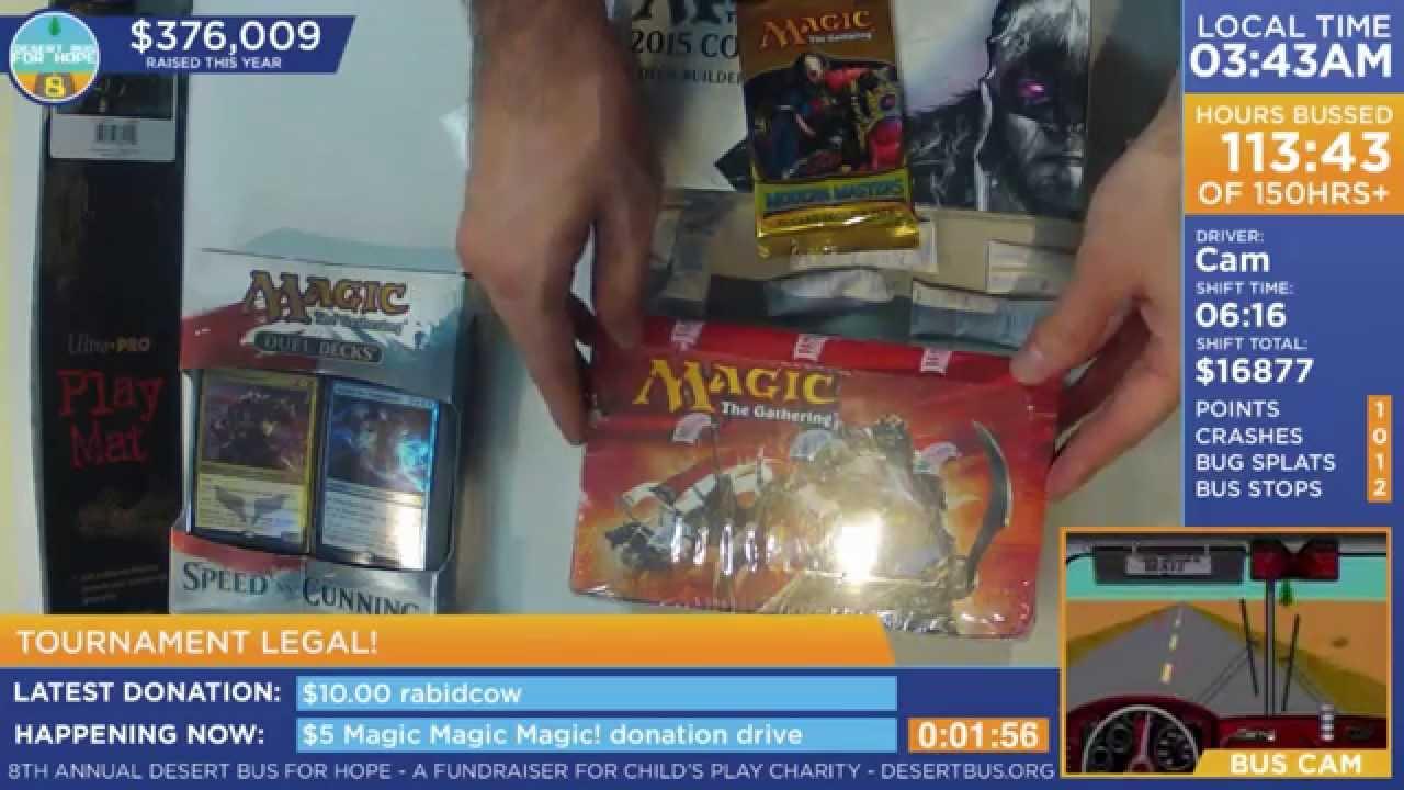 DB8 - Beej explains the Magic Magic Magic! Drive (Having no idea what is  actually in it)