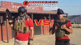 REFEREE 1V1! (Storm vs. Najeeb) - Code Red Airsoft Park