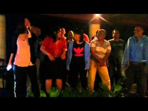 Karaoke Competition Group 3 (Part 1) - Retreat 2015 @Novus Giri
