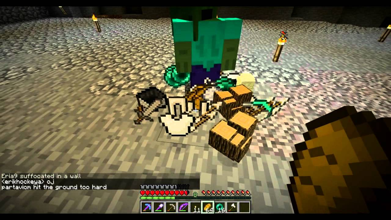 Entity 303 | Minecraft CreepyPasta Wiki | FANDOM powered ...