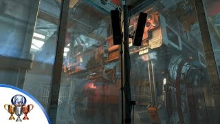 Deus Ex Mankind Divided [MISSABLE] Core Driller Trophy (Ice Drill  Bypass in  the GARM facility)