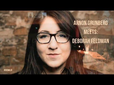 Arnon Grunberg meets Deborah Feldman