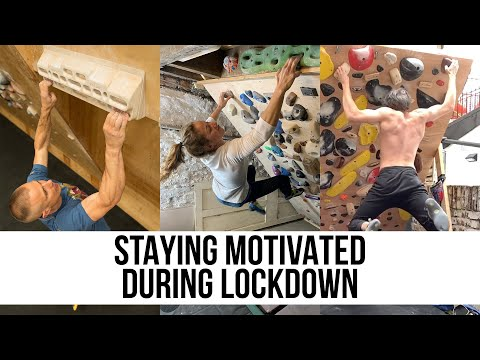 Staying Motivated for Training in Lockdown