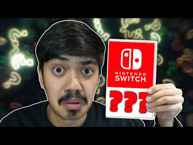 I Have The FORBIDDEN Switch Game | Weekly Vlog #2