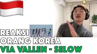 Orang Korea Reaksi Via Vallen - Selow     Reaction