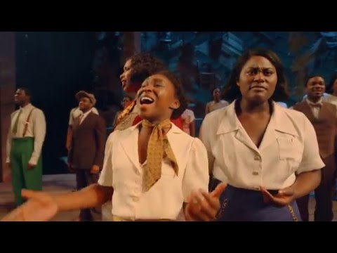 Now on Broadway | THE COLOR PURPLE on Broadway