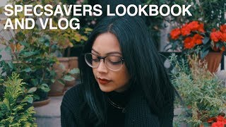 SPECSAVERS VLOG & LOOKBOOK | itslinamar | ad