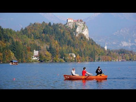 Slovenia Travel Video (Slovenija Potovalni Video) - A Visual Journey (Cinematic B-Roll)