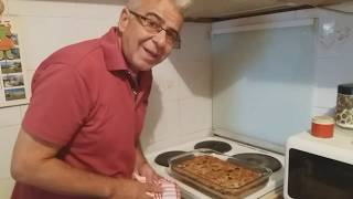 How to cook chicken with mushrooms - Κοτόπουλο με μανιτάρια από τον Γιάννη
