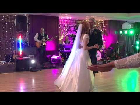 The Dirty Martinis 'Talk Tonight' Vanessa Michael Hannigan 19th May 2018 Huntingtower Hotel Perth