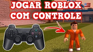 HOW TO PLAY ROBLOX WITH CONTROL