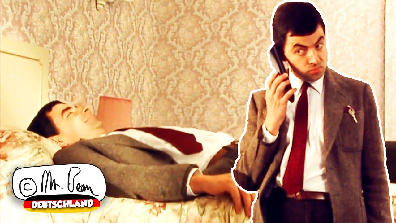 Mr Bean im Hotel | Lustige Clips | Mr Bean Deutschland