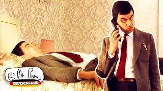Mr. Bean im Hotel