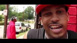Смотреть клип Trouble Ft. Big Bank Black - In The Ghetto
