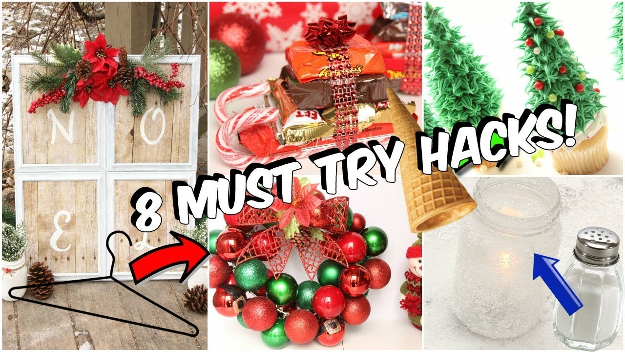 Dollar Tree Christmas.8 Dollar Tree Christmas Hacks You Need To Try