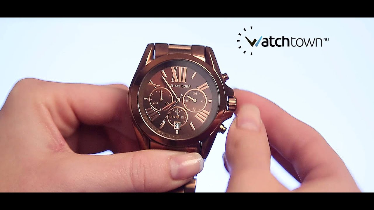 Обзор часов Michael Kors MK5628 - YouTube 5147f76441