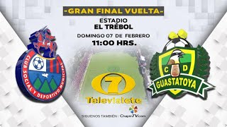 EN VIVO  Municipal vs Guastatoya