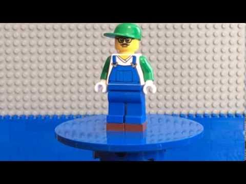 how to make mario and luigi out of legos