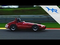 Legendary 1954 Maserati 250F Reunited with Spa