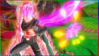 I made my strongest CAC Super Saiyan Rosé in Dragon Ball Xenoverse 2