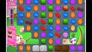 Candy Crush Saga Level 72 - 2 Stars No Boosters