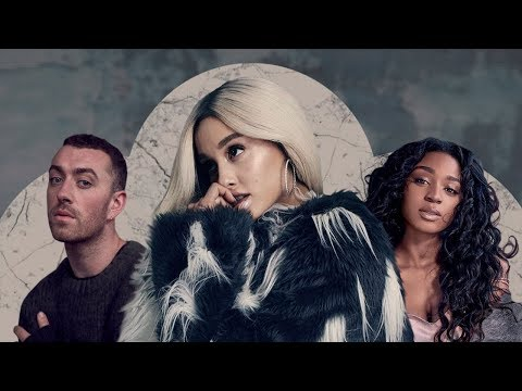 Dancing With A Stranger Vs. Be Alright - Sam Smith Ft. Normani & Ariana Grande   MASHUP