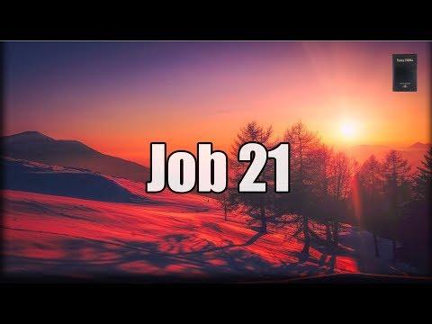 """Job Capítulo 21: """"Job afirma que los malos prosperan"""""""