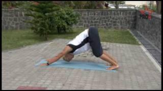 Видео-урок от PRO: упражнения на растяжку для кайтеров