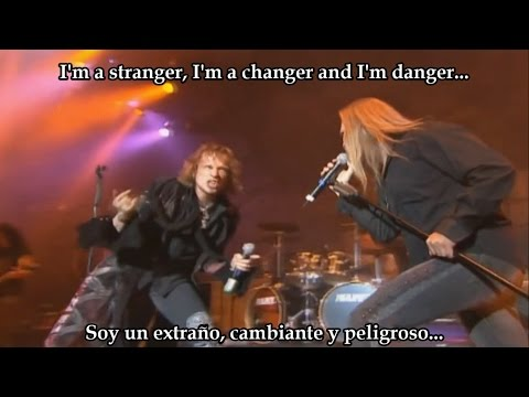 Avantasia The Scarecrow Subtitulos en Español y Lyrics (HD)
