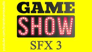 Game Show Sound Effects 3