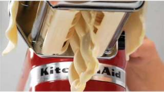 Using Your KitchenAid Ravioli Maker Attachment