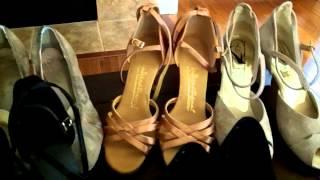Street shoes vs. Dance shoes