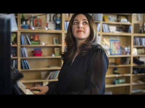 Simone Dinnerstein: NPR Tiny Desk Concert