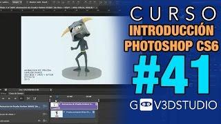 Photoshop CS6 Introductorio 41 Edición de video