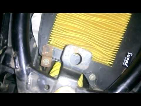 yamaha fz16 open airfilter no investment