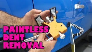 Paintless Dent Removal DIY & PRO