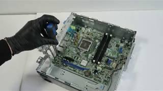Dell Optiplex 7070 Teardown