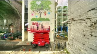Tree of hope / G4H / Vodafone - Time lapse -