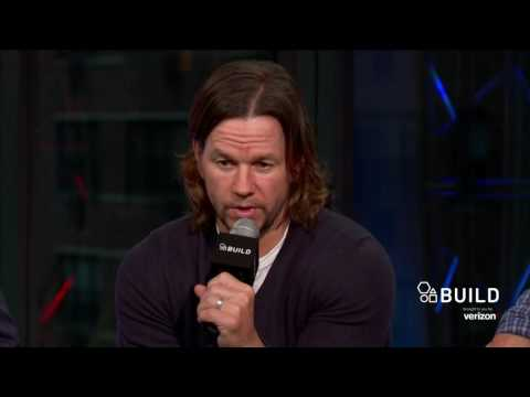 "Mark Wahlberg, Peter Berg And Ed Davis Discuss Their Film, ""Patriots Day"""
