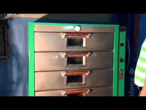 Oven door adjustments