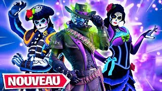 THE NEW ÉVOLUTIF SKINS ON FORTNITE ... (HALLOWEEN AWARD)