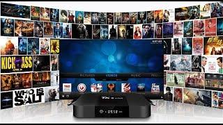 Tanix TX3 S905W Mini Android 4K TV Streaming Box With KODI Unboxing & Setup