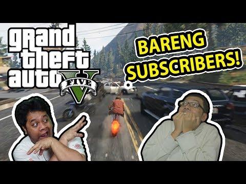 GTA5  Ngakak Bareng Bang Tara & Subscribers! (Ngabuburit Part 9)