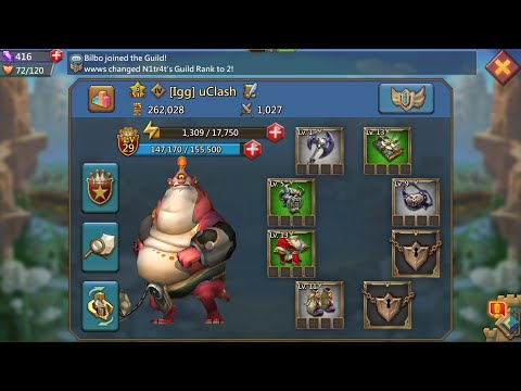Lords Mobile: Hero Overview - The Big Guy!